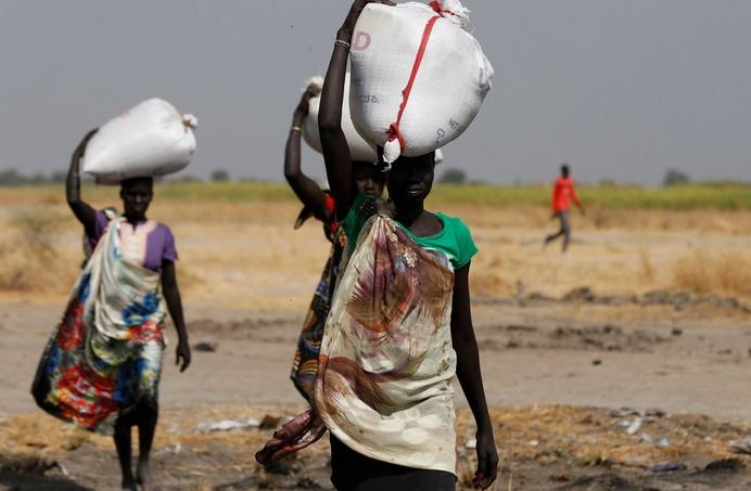 La faim dans le monde continue à augmenter