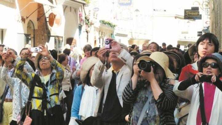 Le Maroc a accueilli 100.000 touristes chinois durant les cinq premiers mois de l'année