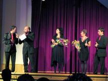 Reproduisant les sons de divers instruments : L'ensemble Mezzotono éblouit les Casablancais