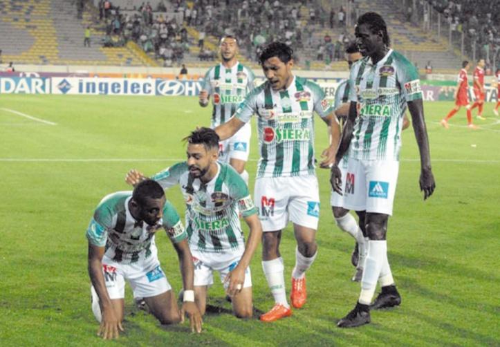 Coupe du Trône : Le Raja et le WAF en quart
