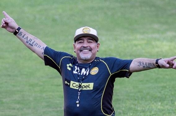 La vie de Maradona bientôt en série