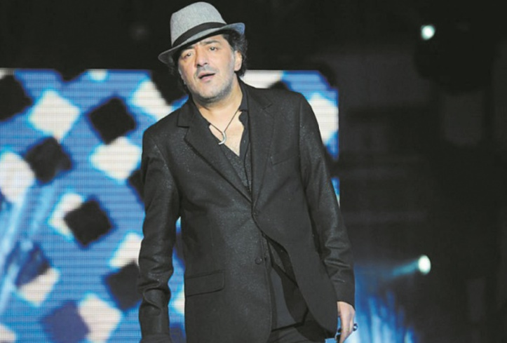 Rachid Taha Rock star made in France