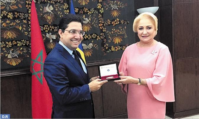 La Roumanie apprécie les efforts du Maroc au Sahara