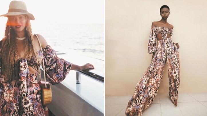 Que se passe-t-il pour une marque africaine quand Beyoncé porte ses vêtements ?