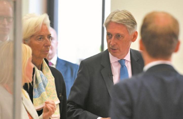 Un Brexit sans accord entraînerait des coûts importants pour l'économie britannique