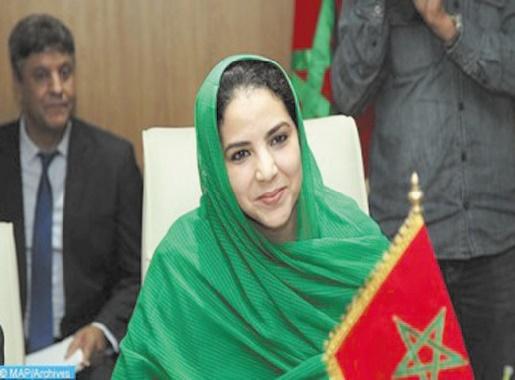 Echanges franco-marocains à Rabat : Une délégation du Sénat français reçue par Rkia Derham