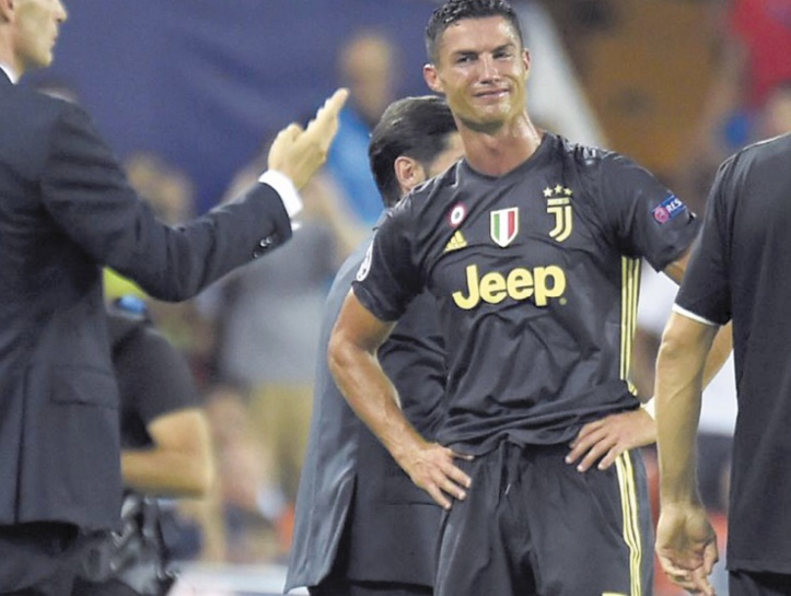 City surpris, le Real assure Ronaldo voit rouge