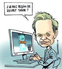 Wikileaks : la transparence pour la démocratie