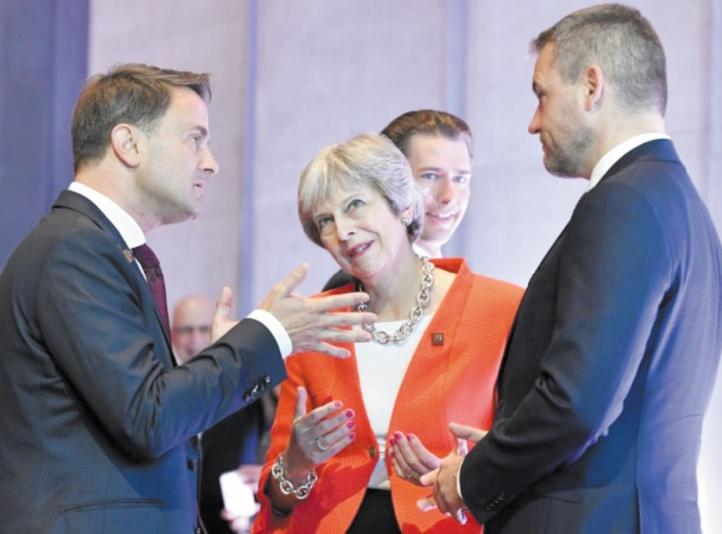 Les dirigeants européens pour un nouveau référendum sur le Brexit