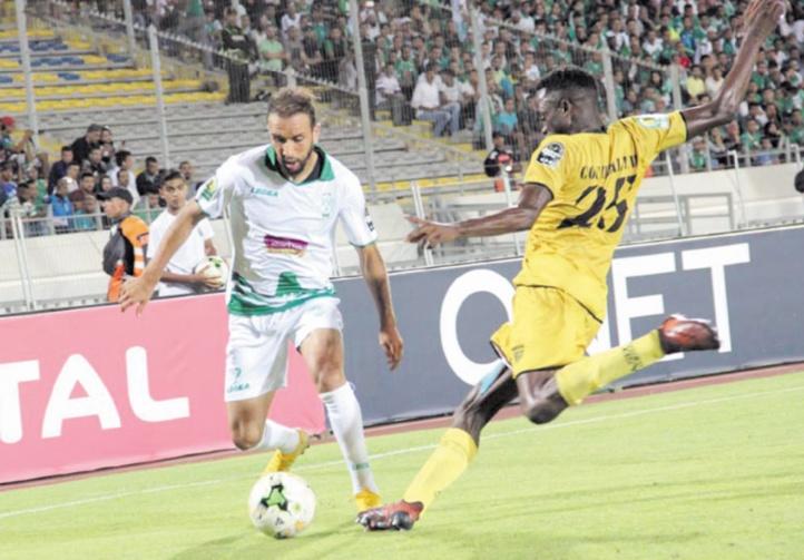 Sorties peinarde pour le Raja et délicate pour la RSB en Coupe de la CAF