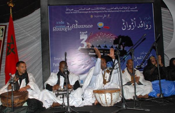 """3ème édition du Festival international """"Rawafid Azawane"""" : Sous le signe de la tolérance et de la paix"""