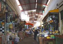 Inezgane : Des marchandises de contrebande confisquées