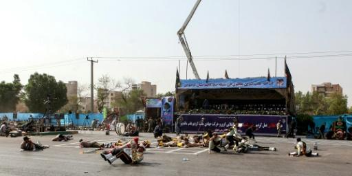 Attentat d'Ahvaz: l'Iran remonté contre les Occidentaux et les Saoudiens
