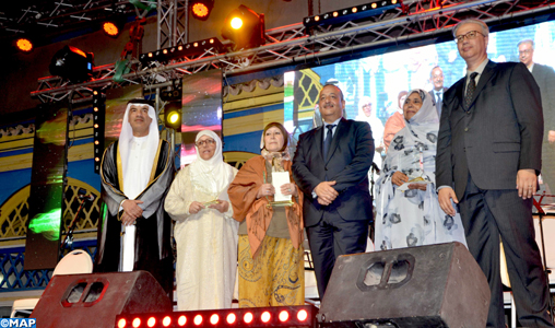 La poésie arabe  en fête à Marrakech