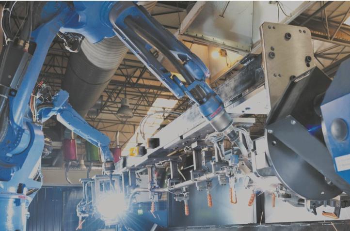 Hausse de la production industrielle au deuxième trimestre