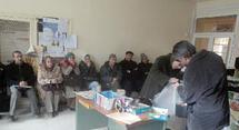 Clubs scolaires de l'environnement  : Les animateurs en formation à Ifrane