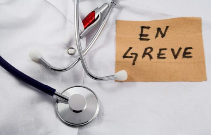 La menace d'une série de grèves plane sur la médecine privée