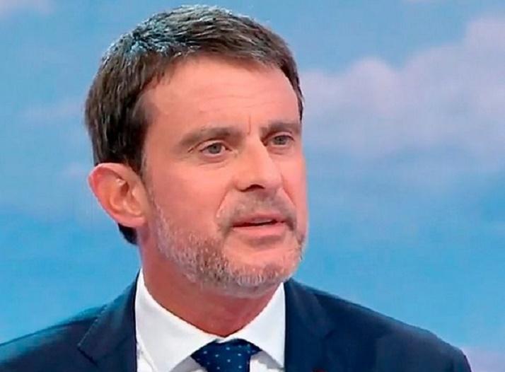 """Manuel Valls, un """"combattant"""" à l'assaut de la mairie de Barcelone"""