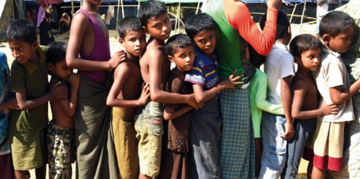 Un organe de l'ONU pour enquêter sur le génocide des Rohingyas en Birmanie