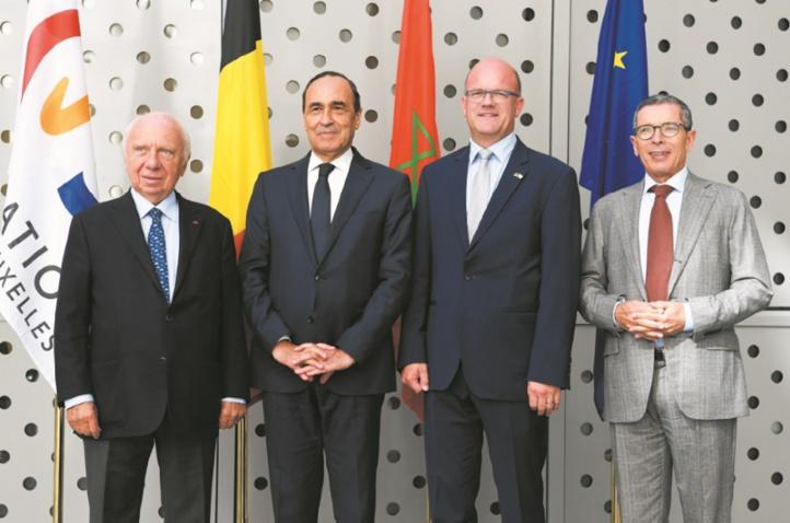 Le Maroc à l'honneur de la fête de la communauté française de Belgique
