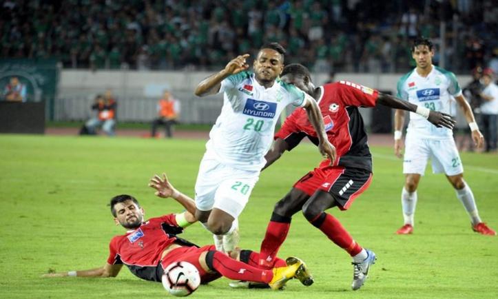 Coupe arabe : Le WAC revient  de loin et le Raja assure l'essentiel