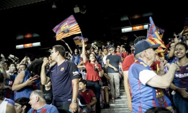 Le bugdet du Barça ne prévoit pas de recrue hivernale