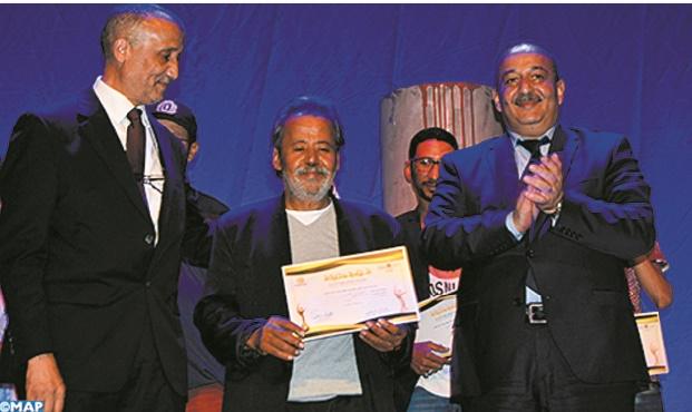 Clôture en apothéose à Marrakech du 1er Festival national des amateurs du théâtre