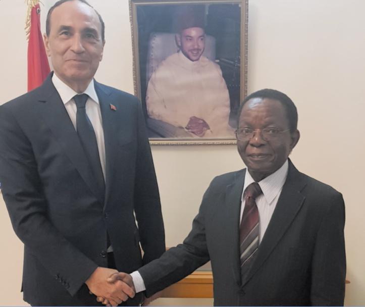 Le président de l'Assemblée nationale de Guinée Conakry appuie la demande d'adhésion du Maroc à la CEDEAO