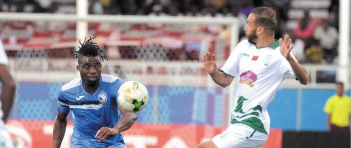 Le Raja met un pied en finale de la Coupe de la CAF