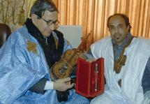 Des acteurs associatifs des provinces du Sud honorent le ministre de la Culture