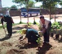 """Un programme initié par l'Association «Femmes, eau et environnement» :  Des """"Ambassadeurs et ambassadrices verts"""" dans la ville de Salé"""