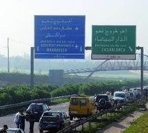 A cause d'un épais brouillard : Carambolage sur l'autoroute Casablanca-Mohammedia
