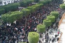 Le Maroc exprime sa solidarité avec le peuple tunisien