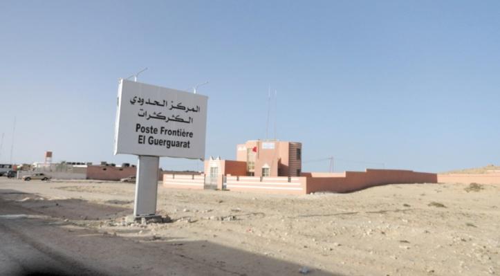 Le Polisario toujours tapi à El Guerguarat