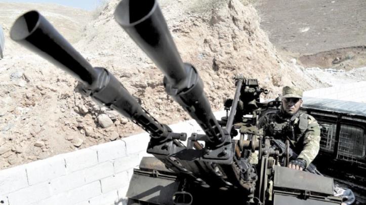 Les jihadistes retirent leurs armes lourdes de la future zone démilitarisée