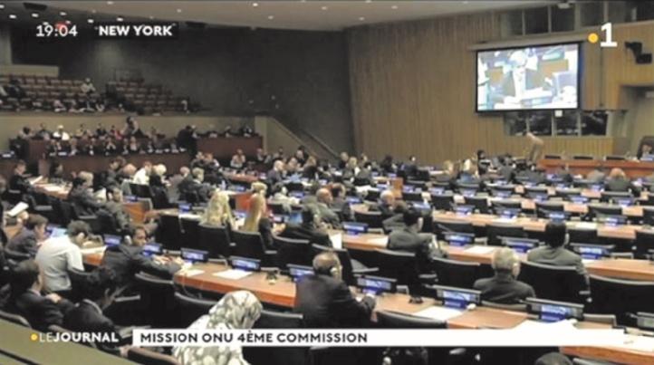 Grenade et Guinée réaffirment leur soutien au Plan d'autonomie