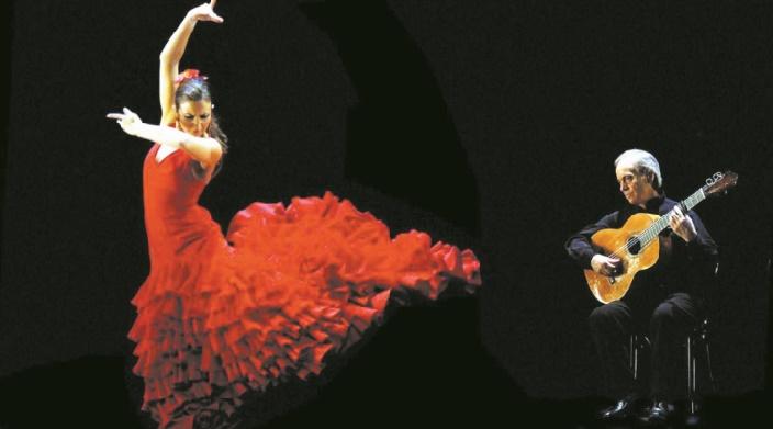 Le Maroc à l'heure du flamenco