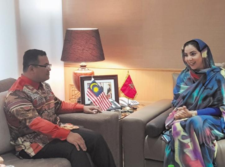 Les relations maroco-malaisiennes examinées à Rabat
