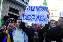 La marche du RCD violemment réprimée : Alger en état de siège