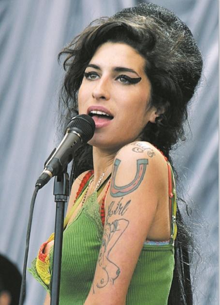 Ces stars parties trop tôt  : Amy Winehouse