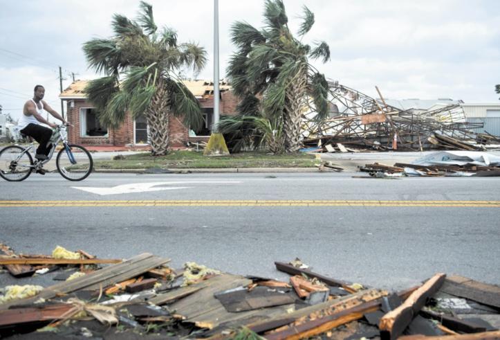 L'ouragan Michael dévaste le nord-ouest de la Floride