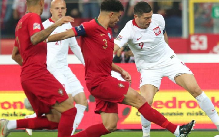 Ligue des nations : Le Portugal gâche la 100ème de Lewandowski