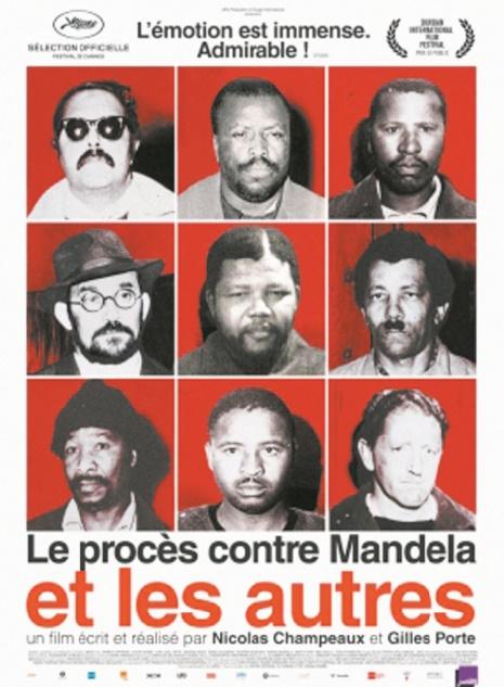 Un documentaire donne la parole aux co-accusés de Mandela