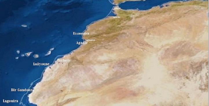 Réchauffement climatique : Un simulateur prévoit la disparition de plusieurs villes côtières marocaines