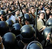 La journée de colère dégénère au Caire