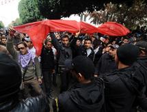 Tunisie : De Bab El Oued à Sidi Bouzid
