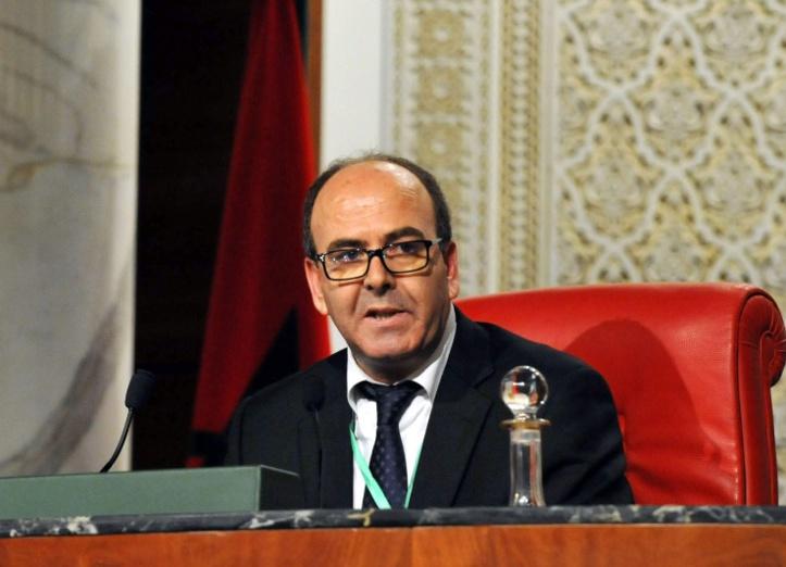 Hakim Benchamach, candidat à sa propre succession au Perchoir de la Chambre des conseillers