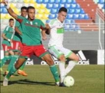 Les U23 accrochés par le Onze algérien
