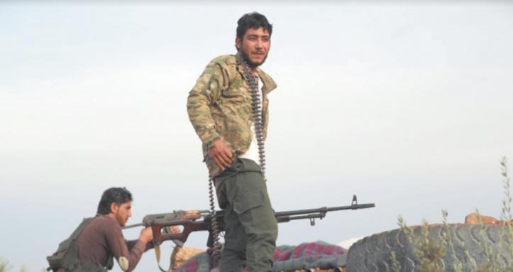 Des tirs au mortier depuis la zone tampon dans l'est syrien