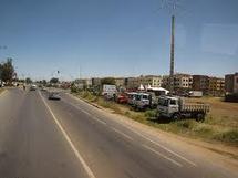 Le feu ravage deux camions à Khouribga